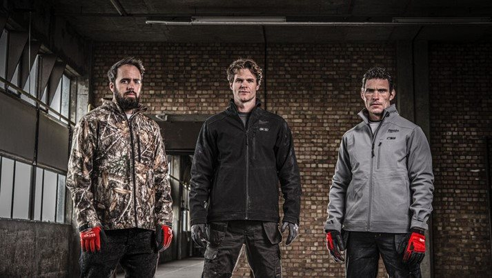 Milwaukee Tool Introduces Next Generation of M12™ TOUGHSHELL™ Jackets