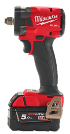 The Smallest Impacts in Their Class! MILWAUKEE®'s New M18 FUEL™ Compact Impact Wrenches Deliver More