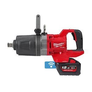 "MILWAUKEE® Unveils First Cordless 1"" D-Handle High Torque Impact Wrench"