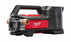 MILWAUKEE® Introduces Industry's First Self-Priming, Cordless Transfer Pump