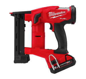 Milwaukee® Expands Cordless Nailer Lineup with New Narrow Crown Stapler