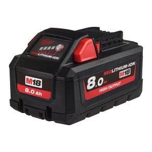 Milwaukee® оснастила все устройства линейки M18™ новейшими аккумуляторами HIGH OUTPUT™