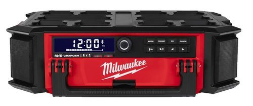 MILWAUKEE® Introduces the Ultimate Jobsite Sound System: The M18™ PACKOUT™ Radio and Charger