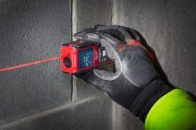 Nowe dalmierze laserowe Milwaukee® zapewniają najłatwiejsze pomiary