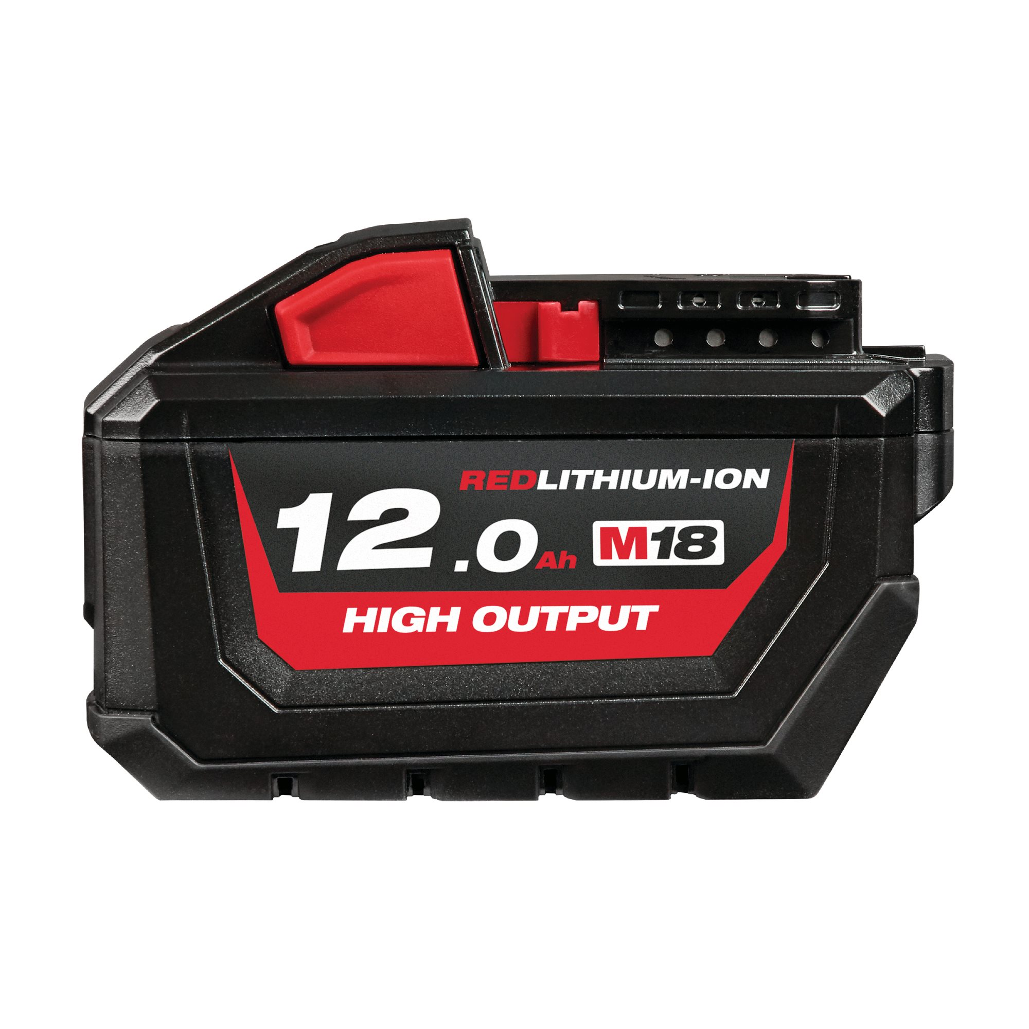 Nouvelle batterie M18™ REDLITHIUM™ HIGH OUTPUT™ 12,0 Ah