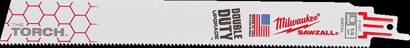 6pc Metal Sawzall Blade - 230 x 14 TPI
