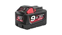 M18™ HIGH DEMAND™ 9.0 Ah BATTERIET