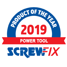 2019 SCREWFIX POWER TOOL OF THE YEAR