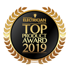 2019 PROFESSIONAL ELECTRICIAN AND INSTALLER TOP PRODUCT