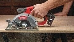 Milwaukee® M12 FUEL™ 44 mm Circular Saw is First of Its Kind