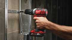 Milwaukee® Launches New and Improved M18™ Compact Drilling and Fastening Tools