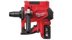 Milwaukee Tool and Uponor® Pioneer PE-Xa on the Commercial Job Site.