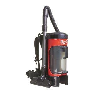 Новый удобный и мобильный ранцевый пылесос Milwaukee® M18 FUEL™!