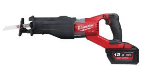 Itt a következő áttörés: A Milwaukee® kifejlesztette kategóriájában az első vezeték nélküli SUPER SA