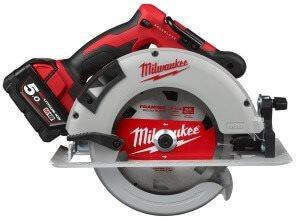 A Milwaukee® kibővíti körfűrész kínálatát az M18™ szénkefe nélküli 66 mm-es körfűrésszel