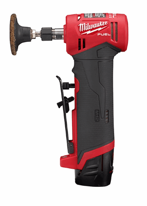 Новая угловая цанговая шлифмашина M12 FUEL™ Milwaukee Tool!