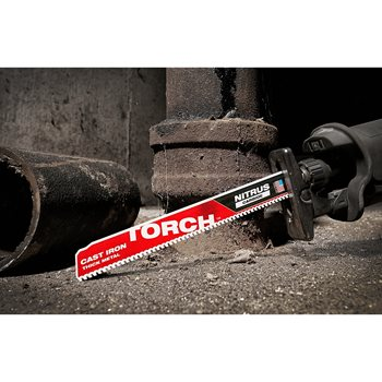 Metal: The TORCH™ with NITRUS CARBIDE™