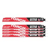 TORCH NITRUS Carbide Teeth - 230mm - 5pcs