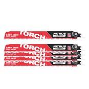 TORCH NITRUS Carbide Teeth - 230mm - 5pcs