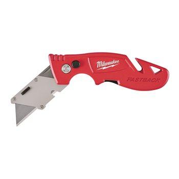 Fastback flip utility knife Gen III