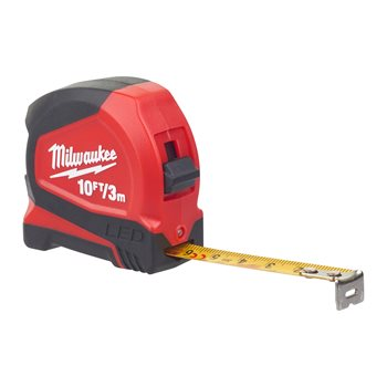 Tape Measure with LED Light