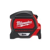 Premium magnetic 5m tape measure