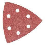 Abrasive Paper 80 Grit - 6pc