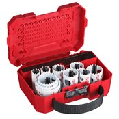 Hole Dozer holesaw set - 14pc