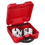 Hole Dozer holesaw set - 10pc