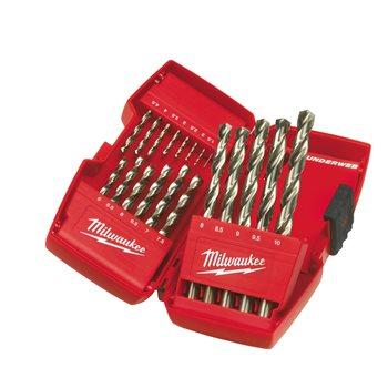 HSS-Ground Thunderweb Drills / DIN338 / cassettes