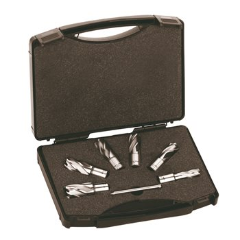 HSS annular cutters set