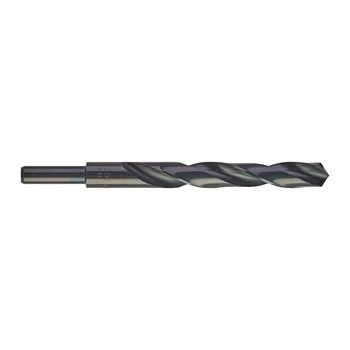 HSS-Rollforged Drills / DIN338 with reduced shank