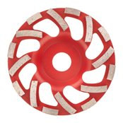 Diamond cup wheel 125 mm - 1 pc