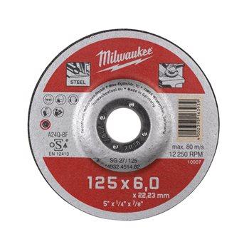 Metal grinding discs - contractor series