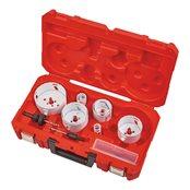 Holesaw kit 1 - 1 pc