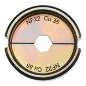 NF22 Cu 35 - 1 pc
