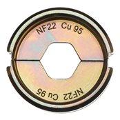 NF22 Cu 95 - 1 pc