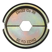 DIN22 Cu 35 - 1 pc