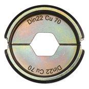 DIN22 Cu 70 - 1 pc