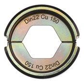 DIN22 Cu 150 - 1 pc