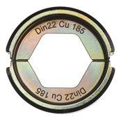 DIN22 Cu 185 - 1 pc