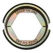 DIN22 Cu 240 - 1 pc