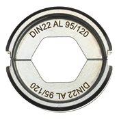 DIN22 AL 95/120 - 1 pc