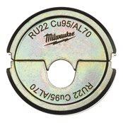 RU22 Cu95/AL70 - 1 pc