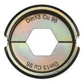 DIN13 Cu 95 - 1 pc