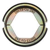DIN13 Cu 240 - 1 pc