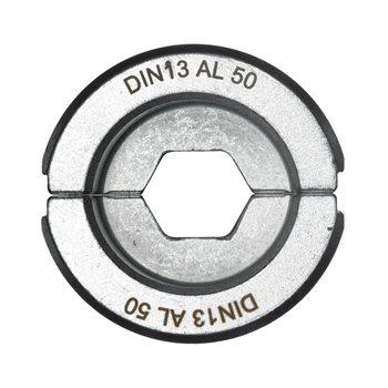 Crimping dies DIN Aluminium