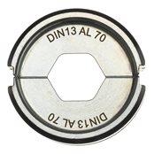 DIN13 AL 70 - 1 pc