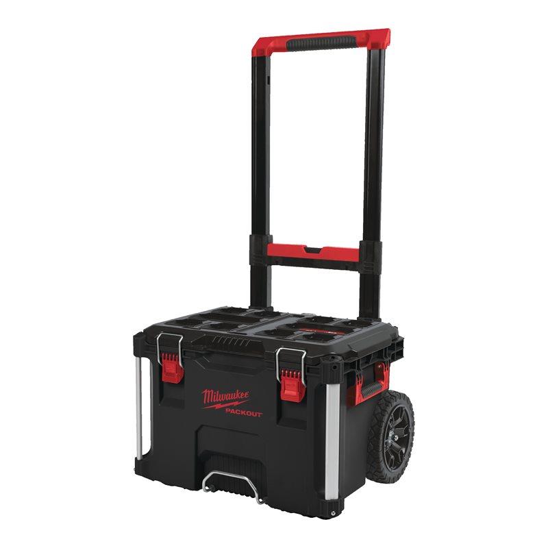 MILWAUKEE PACKOUT 1 kofer za alat 560x410x480mm na kotačima
