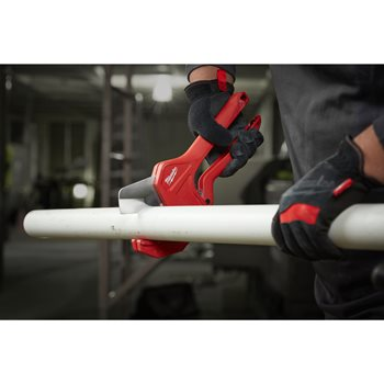 Ratcheting PVC Cutter